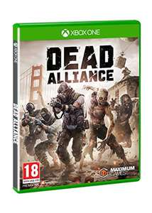 dead alliance for xbox one £15.85 at base