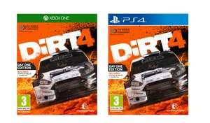 DiRT 4 [PS4/XO] £22.85 @ SimplyGames