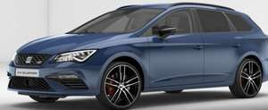 Seat Leon Cupra ST 300 £241 inc. VAT per month 24 mths / 8000 miles p/a / initial payment of £1,446 - total amount £6,989 @ Stable Vehicle Contracts