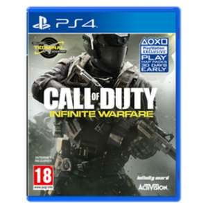 Call of Duty: Infinite Warfare PS4 £9.99 @ Game