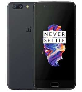 ONEPLUS 5 64GB VERSION GREY ONLY. £313.29  GearBest