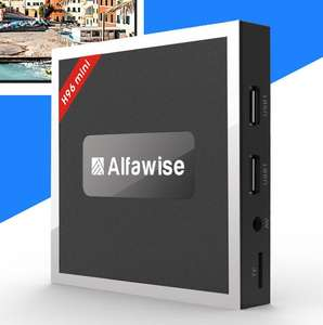Alfawise H96 Mini Amlogic T962E 2GB + 16GB Dual HDMI 4K in and out - £42.02 @ Gearbest