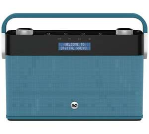 Acoustic Solutions DAB Radio - Teal - Argos £14.99
