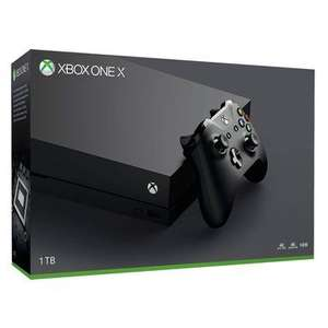Xbox One X Console £437.99 with code at smyths toys