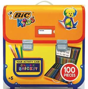 Update: 29/10 Back in stock and included in 3 for 2 toys - BIC Kids 100 Piece Colouring & Sticker Set £8 @ Tesco Direct