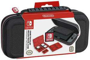 Nintendo Switch Deluxe Travel Case £14.20 (Prime) / £16.19 (non Prime)  Sold by Game's Direct and Fulfilled by Amazon.