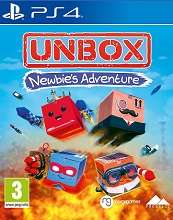 Ex Rental Unbox Newbies Adventure PS4 £9.99 @ boomerang