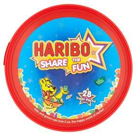 Haribo Share The Fun Tub 700g - £4 at Asda