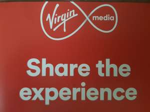 £50 Credit for new customers @ Virgin Broadband **Pls DO NOT offer / request referrals**