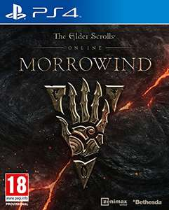 [PS4] The Elder Scrolls Online: Morrowind - £9.81 (+£1.99 Non Prime) - Amazon