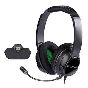 Turtle Beach XO One Amplified Stereo Gaming Headset (Xbox One)  £29.99 Amazon