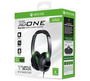 Turtle Beach XO One headset £29.99 - ARGOS
