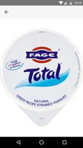 Free Total Greek recipe yoghurt 200g, 170g w/ Clicksnap @ Tesco, Sainsbury's, Asda, Waitrose