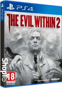 [PS4/Xbox One] The Evil Within 2 Inc The Last Chance DLC Pack - £32.86 - Shopto