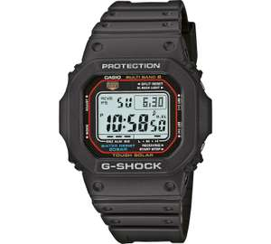 Classic G-Shock - Radio Controlled , Tough Solar - £5 back as a Giftcard + Quidco £74.99 at Argos