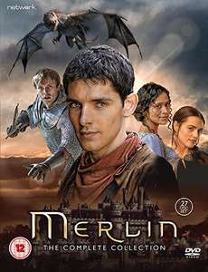 Merlin: The Complete Collection £31.20 @ networkonline
