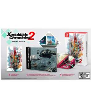 Xenoblade Chronicles 2 Special Edition - Nintendo Switch £64.99 @ Grainger games
