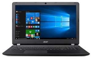 1Acer Aspire ES15 15.6 Inch Intel i3 2.4GHz 8GB 256GB SSD Laptop - Black - Argos ebay - Refurbished With a 12 Month Argos Guarantee for £329.99