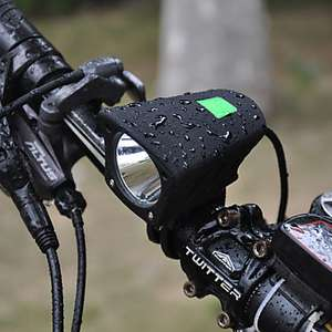 800LM Dual Interface T6 LED IPX65 Waterproof Bike Light HeadLamp Cycling Light £4.77 Delivered @ LightInTheBox