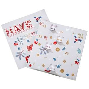 Addie Earring Advent Calendar (25 pairs) was £15 now £10 + Upto 80% Off Sale + Express Del for £2 wys £15 (w/code) @ Avon eg Fiorelli Boston Cross Body Bag was £50 now £20 / stocking fillers from 80p