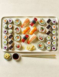 20% off sushi at M&S now £16 - pick up in store