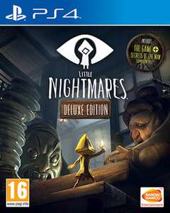 Little Nightmares: Deluxe Edition (PS4/Xbox One) £19.99 Delivered @ Grainger Games