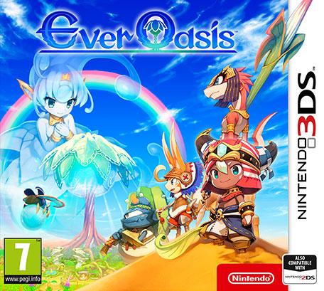 [Nintendo 3DS] Ever Oasis - £19.85 - Shopto