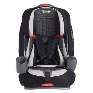 Graco Nautilus Group 1, 2 & 3 Car Seat in Astro was £150 now £79.98  @ Toys r us