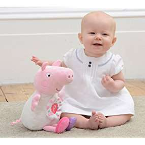 Peppa pig for baby activity collection £12.79 prime exclusive @ Amazon