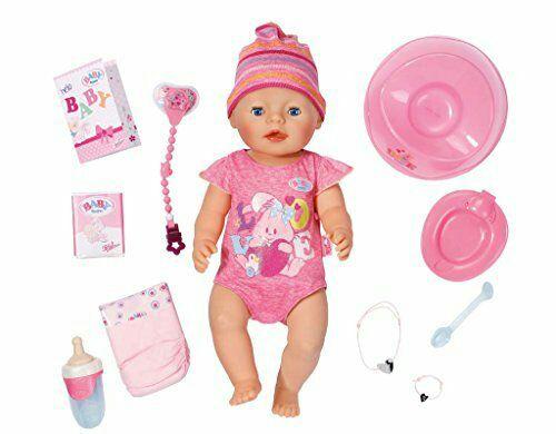 Baby born interactive doll.. Latest Edition £24.99 @ Amazon