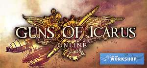 Guns of Icarus Online Free @ Humble Store