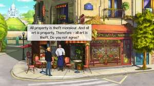 Broken Sword 5 (ios) Reduced to £4.99, usually £6.99, Part 1 of 2! @ iTunes