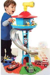 Paw Patrol My-Size Lookout Tower Playset (was £109.99) Now £76.99 with code @ Toys R Us