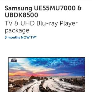 Samsung UE55MU7000 & UBDK8500 £949 @ Richer Sounds