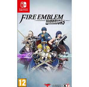 Fire Emblem Warriors Nintendo Switch £34.95 @ Gamecollection