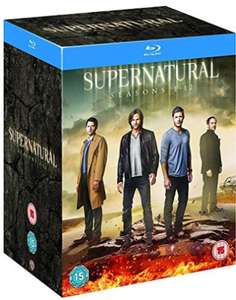 Supernatural Season 1 - 12 Blu-Ray £31.92 @ eBay sold by Rarewaves-Outlet