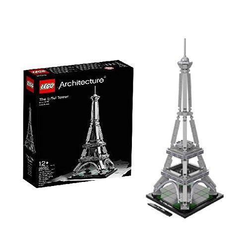 LEGO Architecture 21019 The Eiffel Tower Playset £17.99 Prime / £21.98 Non Prime @ Amazon