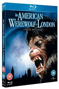 An American Werewolf in London [Blu-ray] £5.19 delivered with code SIGNUP10 @ Zoom