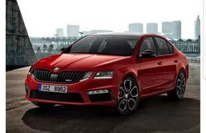OCTAVIA VRS 2.0TSI 245PS 'PERSONAL CONTRACT HIRE'  £495 INITIAL RENTAL AND JUST £235 PER MONTH total £5900 over 24 months.