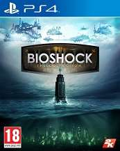 ex rental Bioshock The Collection PS4@boomerang