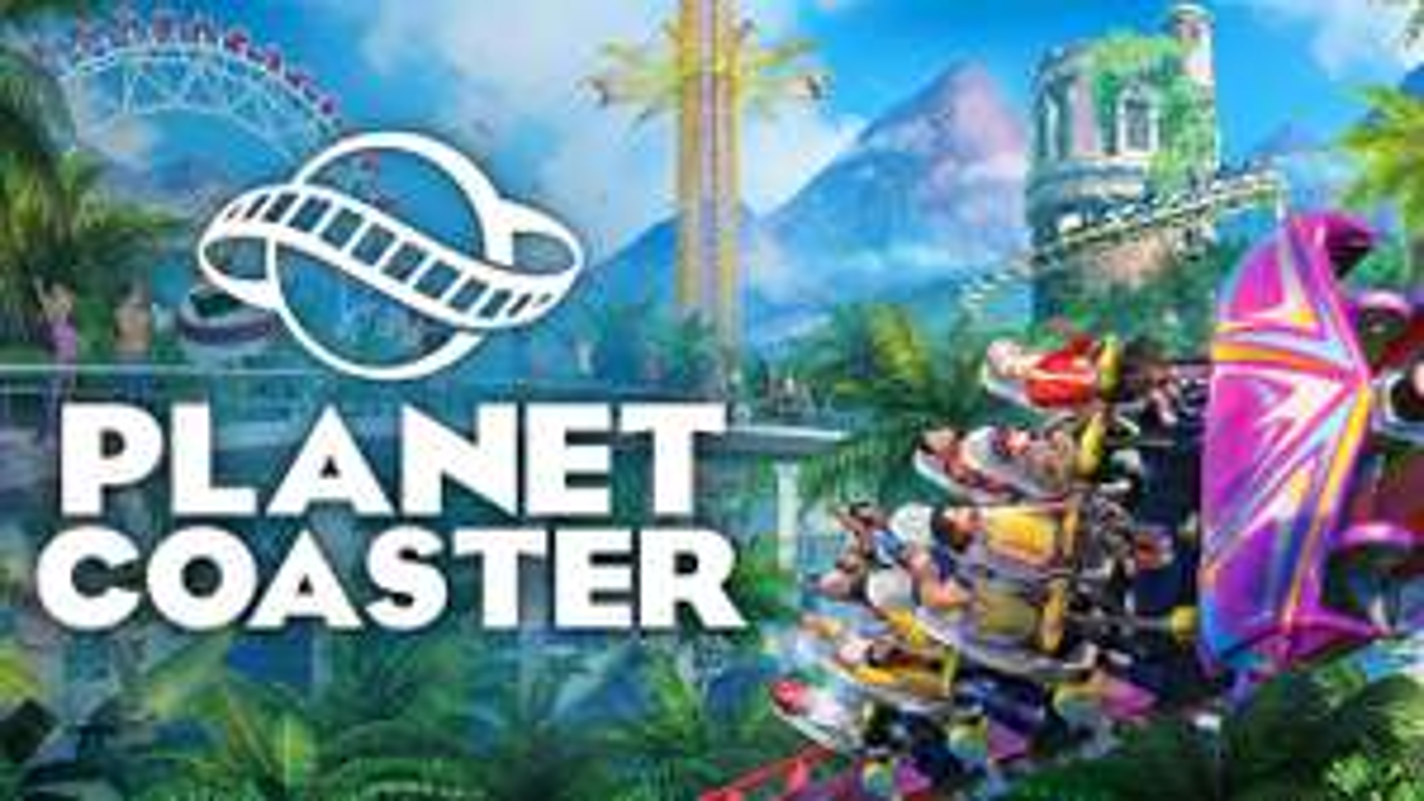 Planet Coaster £16.49 @ Steam