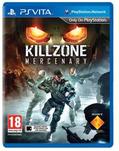Killzone Mercenary for Playstation PS Vita £10.99 (Free C&C) @ Argos