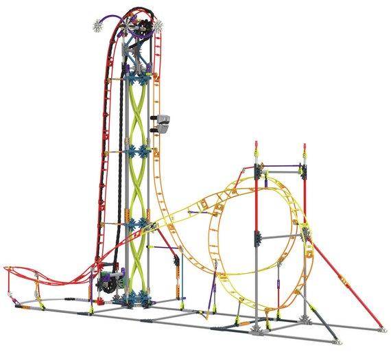 K'NEX Electro Inferno Coaster £22.49 Argos