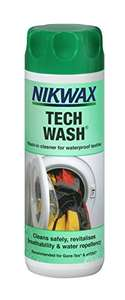 Nikwax Tech Wash Wash-In Cleaner 5 Litres £22.50 @ Amazon