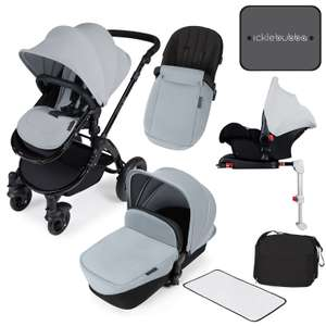 Ickle Bubba Stomp v3 All in One Travel System with Isofix Base (All Colours) £359.10 -  KiddiCare