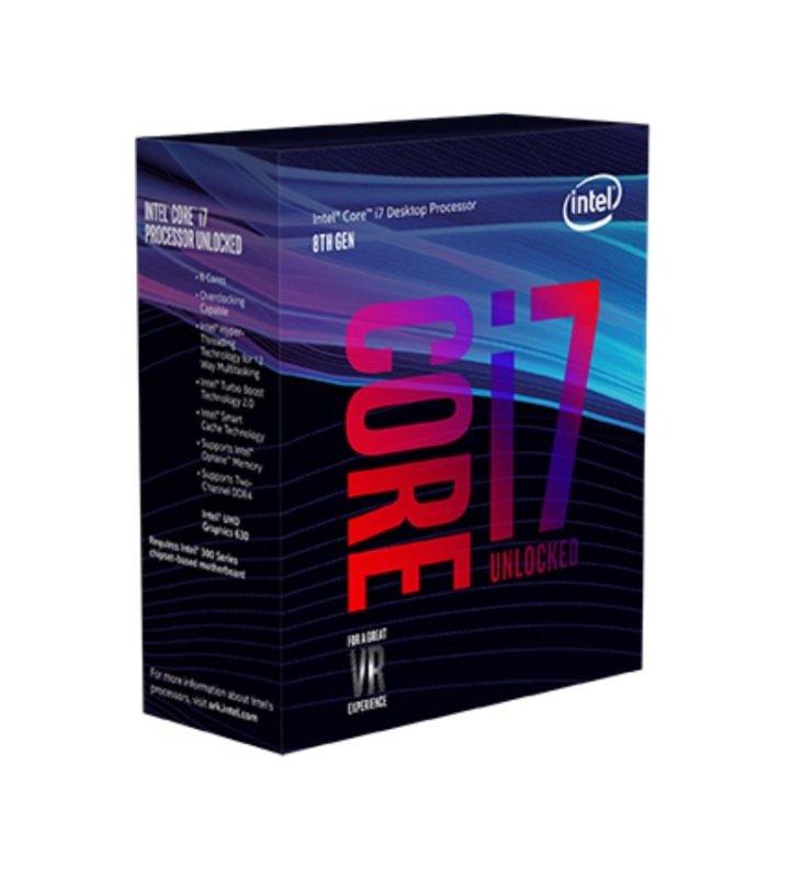 Intel Core i7-8700K 3.7-4.7 GHz processor - IN STOCK - £376.40 @ Amazon Italy