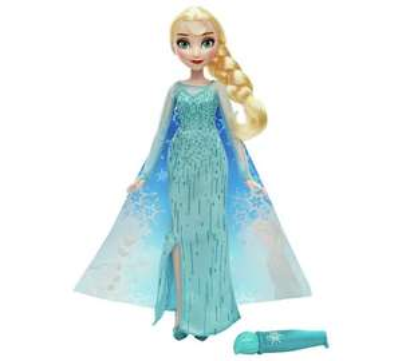 Disney Frozen Magical Story Cape £4.99 Argos