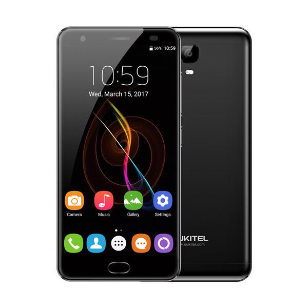 Oukitel K6000 Plus 5.5'' Android 7.0 4GB RAM 64GB ROM MT6750T Octa-Core 1.5GHz 6080mAh 4G £129.26 -  BangGood