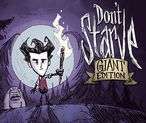 Don't starve giant edition £4.28 - wii u eshop