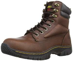 Dr. Marten's Purlin, Men's Safety Boots in Brown UK Size 6 for £24.88 @ Amazon
